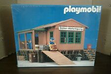 NEW Playmobil G Scale Rare 4305 Frieght Train Station Güter Abfertigung LGB