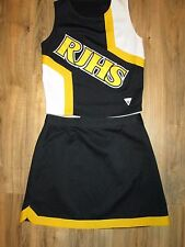 VARSITY Adult Size Real High School Cheerleader Uniform Outfit Fun Costume 34/28
