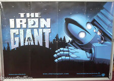 Cinema Poster: IRON GIANT, THE 1991 (Advance Quad) Vin Diesel Harry Connick Jr