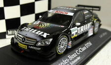 Minichamps 1/43 Scale 400 083711 Mercedes Benz C-Class DTM 2008 Ralf Schumacher
