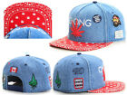 New Hot Hip Hop Men's CAYLER Sons adjustable Baseball Snapback Hat cap Blue 39#