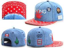 HOT Hot Hip Hop Men's CAYLER Sons adjustable Baseball Snapback Hat cap Blue 39#
