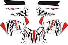 POLARIS 2015 GRAPHIC PRO RMK terrain dominator 121 144 155 163 decals WRAP KIT 6