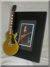 JOE BONAMASSA Miniature Guitar Frame LP