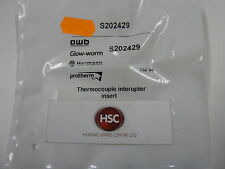 Glow worm express 100 thermocouples interrupteur insert S202429 202429