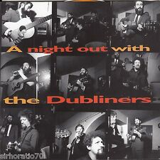 THE DUBLINERS A Night Out With CD New