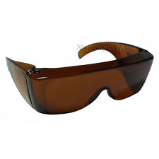 NoIR U40 UV Shield Sunglasses - 16% Amber - Style: Universal Fitovers