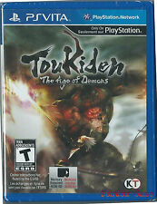 Toukiden US English Version PSV PSVita NEW 2014