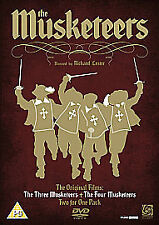 THE THREE MUSKETEERS/FOUR MUSKETEERS DVD 2 Discs, Richard Lester, Oliver Reed