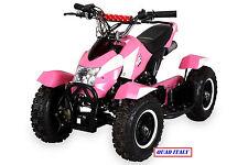 MINIQUAD ELETTRICO 50 cc MINI QUAD MOTO BAMBINI CROSS COBRA LIMITED EDITION