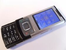 Nokia 6500 Slide - Silver (Unlocked) Smartphone Mobile 6500s