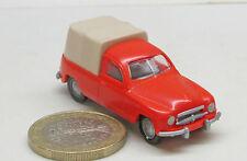 IKRA Skoda 1200 '52, Pickup rojo