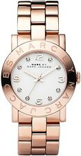 Marc by Marc Jacobs Women's MBM3077 Rose Gold Stainless-Steel Quartz Watch