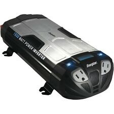 ENERGIZER EN1500 12-Volt Power Inverter (1,500 Watts)