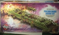Airfix Pontoon Bridge assault Set Rare Boxed