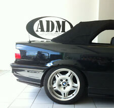 BMW E36 Convertible Roof Rear Window Cabriolet Cabrio green tint PVC