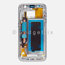 Samsung Galaxy S7 G930A G930T G930V G930P Middle Housing Frame Bezel Mid Chassis