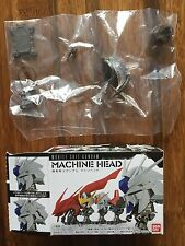 Bandai Mobile Suit Gundam Machine Head No. 02