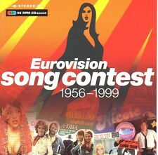 2 CD Eurovision Song Contest 1956-1999 Best of
