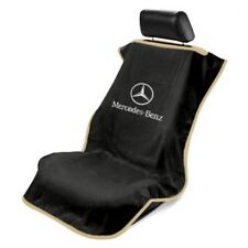 Black Mercedes  Seat Armour Seat Cover/Seat Towel