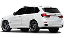 4PC PAINTED BODY SIDE MOLDINGS FITS 2013 2014 2015 2016 BMW X5 FE-BMW-X5