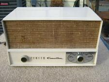 Zenith Constilation.Tube Type AM Table Radio Restored Chassis Model XD50W  1961