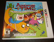 Adventure Time NINTENDO 3DS  (NEW) so Cool, GO Finn and Jake!!!!