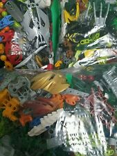 Lego Bionicle Hero Factory Technic mixed parts pieces bulk lot 1.5 lbs.