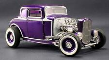 ACME 1932 FORD WINDOW GRAND NATIONAL DEUCE SERIES 4 DIECAST CAR 1:18 A1805009
