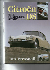 *CITROEN DS CLASSIC CAR HISTORY* OSPREY COMPLETE STORY HARDCOVER BOOK