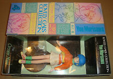 LOVELY GALS COLLECTION No.4: YU MORISAWA DOLL (CREAMY MAMI) - BANDAI JAPAN 1985