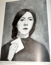 Gwen John Catalogue Raisonne, Welsh Painter. 1987 1st Ed, Modern British Art