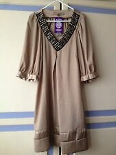 Gorgeous Saint Tropez Beaded Oversized Dress, size XS - BNWT, RRP £59.99