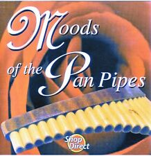 Moods of the Pan Pipes  -  Shop Direct   4 CD Box