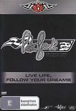 PETER BROCK LIVE LIFE FOLLOW YOUR DREAMS DVD NEW & SEALED FREE POSTAGE IN AUS