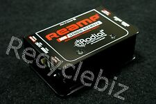 NEW! Radial Engineering JCR Reamp Studio Reamper Re Amp