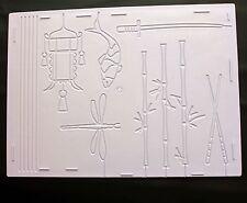 Promesa del este doble cara placa de grabación en relieve por Recuerdo Tarjeta Artesanía