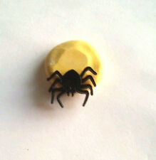 Small spider 23mm Halloween Flexible silicone mold for chocolate fondant clay