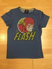 DC Comics The Flash Print T-shirt, Size M