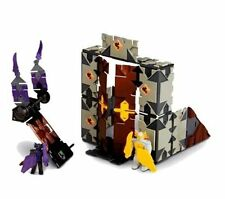 GIOCHI PREZIOSI SNAP.X 101 PIECES BLOCK CASTLE ADVENTURE ATTACK MACHINE SET