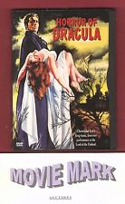 HORROR OF DRACULA '58 Warner Home Video Christopher Lee Peter Cushing Hammer DVD