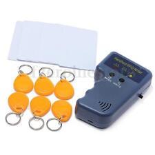 T5577 RFID 125KHz EM4100 ID Card Copier Duplicator W/ 6 Cards + 6 Writable Tags