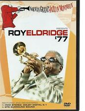 DVD ROY ELDRIDGE  '77 CONCERT  REGION ALL WORLD