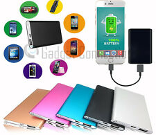 4000mAh Portable External Battery USB Charger Power Bank for Mobile Phone iPhone