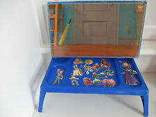 RARE Toy Story Magnetix with Play Scene and Play Tray and 16 Magnets