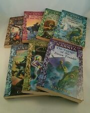 The Chronicles Of Narnia By C S Lewis Complete Box Set Of 7 Books