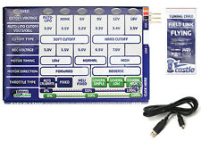 Castle Creations Field Link Portable Program Card Air : Phoenix Ice HV ESC