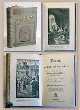 Wiseman Fabiola Kirche der Katakomben um 1900 Erzählung Christenverfolgung xz