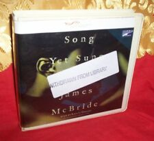 Song Yet Sung by James McBride 2008 Unabridged Audio CDs r.by Leslie Uggams XLib