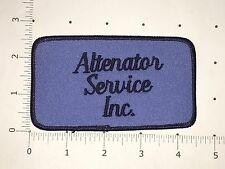 Altenator Service Inc Patch